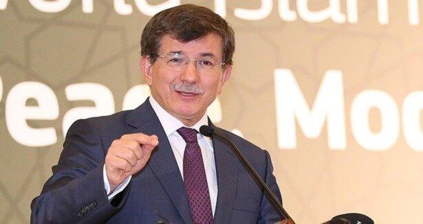 Davutoğlu: Ortadoğu'ya bataklık dedirtmeyeceğiz