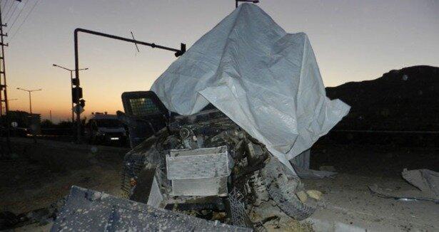 Mardin''de özel harekata mayınlı saldırı