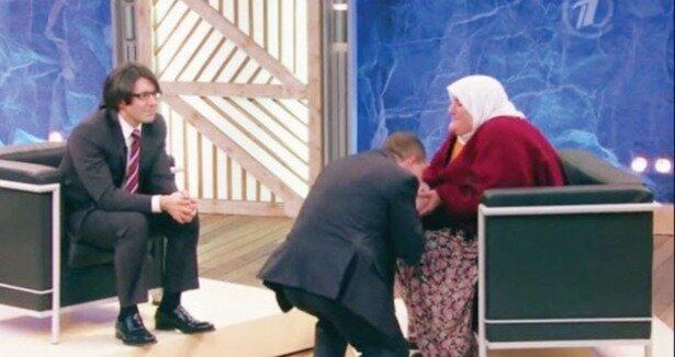Gülsüm anne Rusya'yı ağlattı