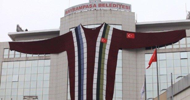 'En büyük kazak' görücüye çıktı