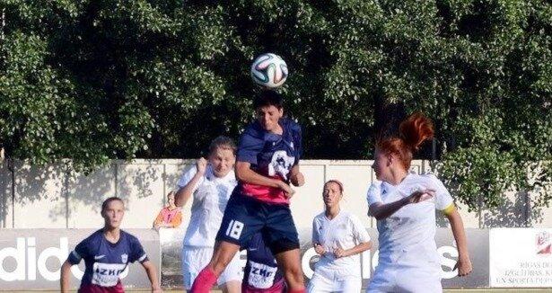 Kızlardan Şampiyonlar Ligi'ne süper başlangıç