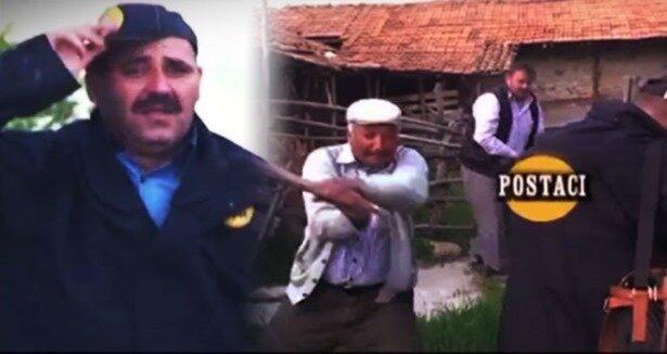 Postacı Nevzat kısa film çekti