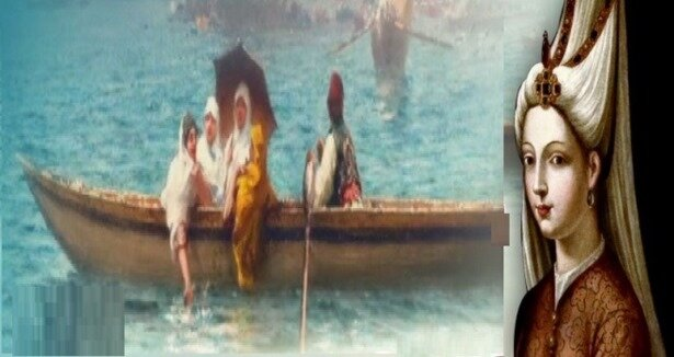 Osmanlı tabloları canlandı