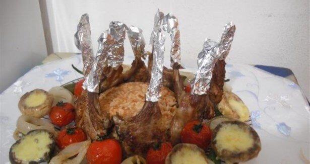 Kurban etiyle geleneksel lezzetler