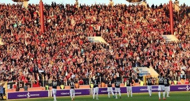 Ankara'da Samsunspor'a Bursaspor tarifesi!