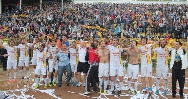 Kadir Akbulut'lu Çatalcaspor 3. Lig'de