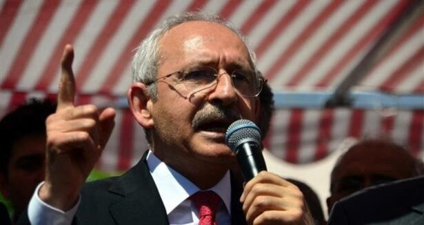 Kılıçdaroğlu Başbakan'ın anne ve babasına dil uzat