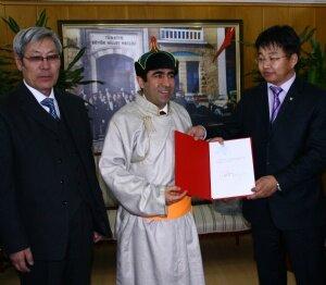 Samsun, Sukhbaatar şehriyle kardeş oldu