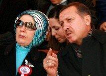 Erdoğan ikinci kez dede oldu