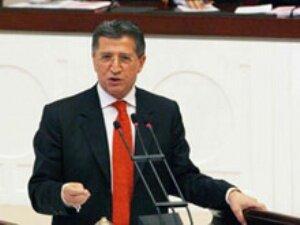 Köksal Toptan 450 oyla Meclis Başkanı seçildi