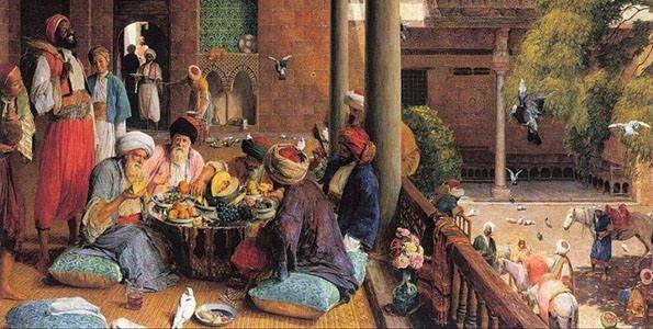 Osmanlı'da Ramazan gelenekleri