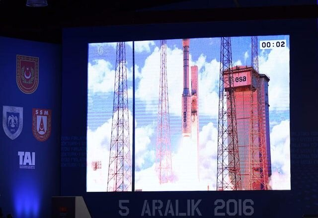 Turkey's giant projects of 2016