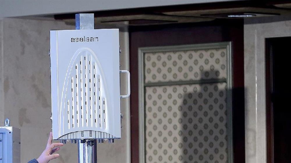 ASELSAN, Türkiye'nin ilk yerli baz istasyonunu kuruyor