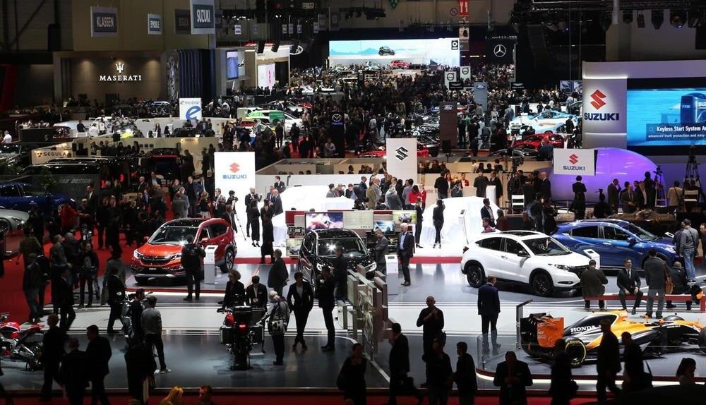 87.Cenevre Otomobil Fuarı 9-19 Mart arasında gerçekleşti.