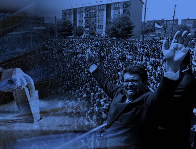 İstikrarın adı Özal:  1987 genel seçimi
