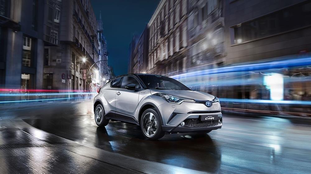 Toyota C-HR, Türkiye'de en çok satılan hibrit oldu