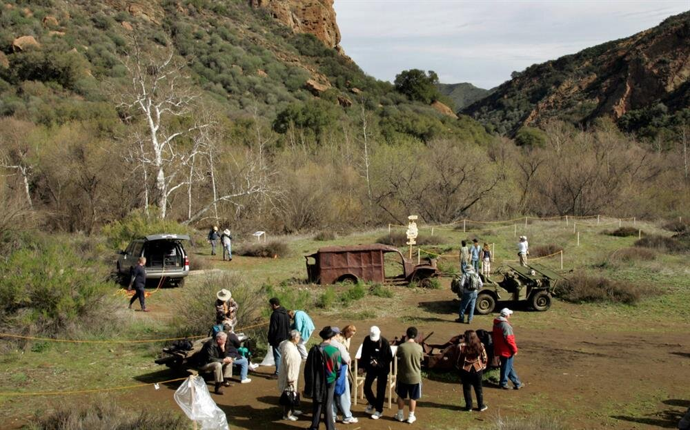 Famous film sets around the world