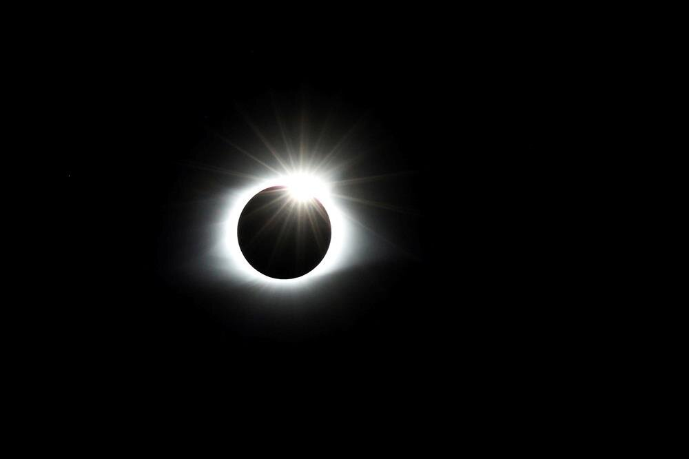 2017's total solar eclipse in pictures