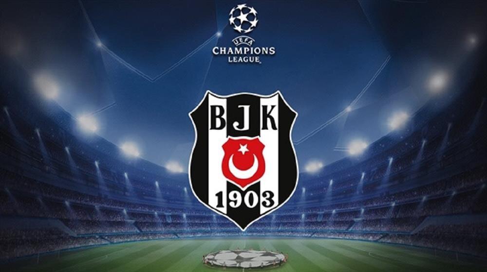 Beşiktaş 7. kez Şampiyonlar Ligi'nde