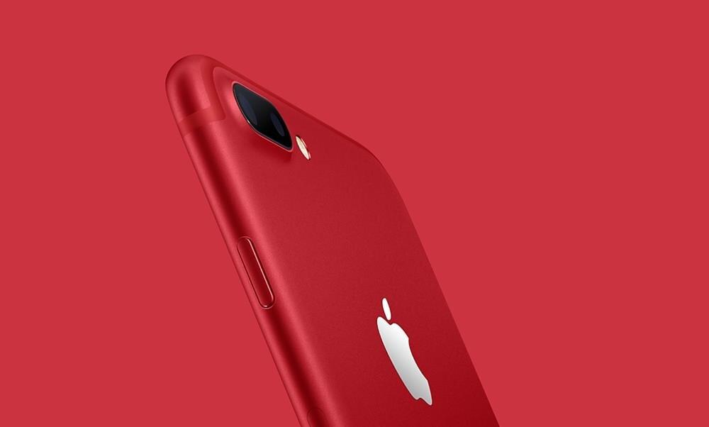 Kırmızı renkteki iPhone 7 ve iPhone 7 Plus satıştan kaldırıldı