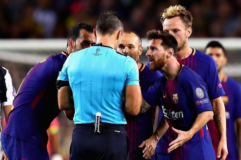Messi'nin yaptığı hareket Real Madridlileri çıldırttı