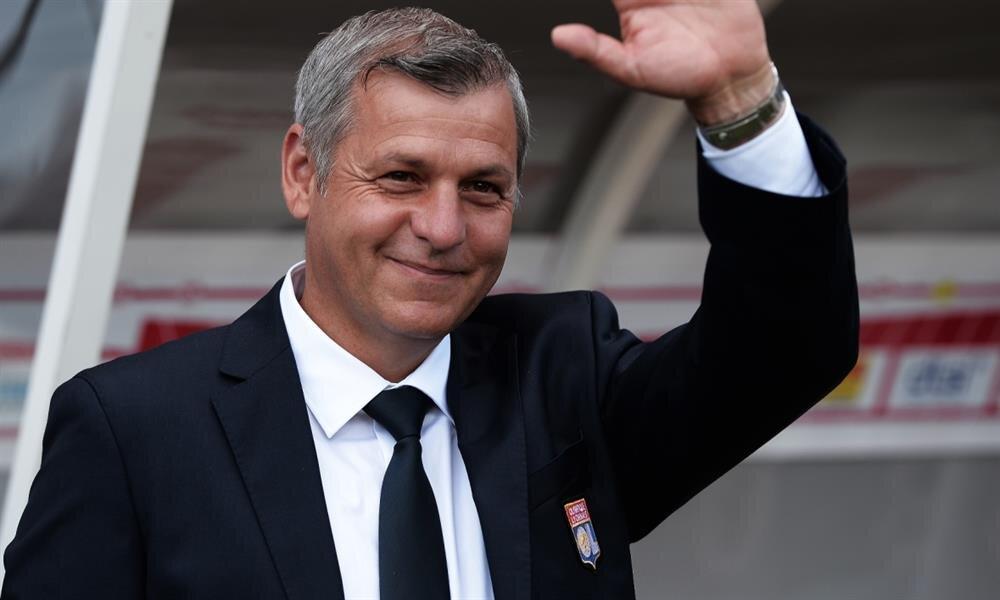 Lyon teknik direktörü Genesio'dan Beşiktaş yorumu: İlk 2'de olur!