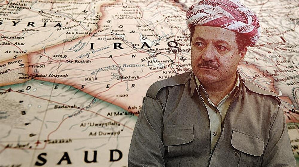 Irak'ı ateşe sürükleyecek hukuksuz referandumun mimarı Mesut Barzani'nin aşireti, daha önce birçok kez ihanet ve isyana imza attı.