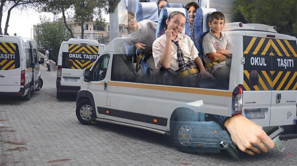 Okul servis araçları yönetmeliğinde yeni dönem