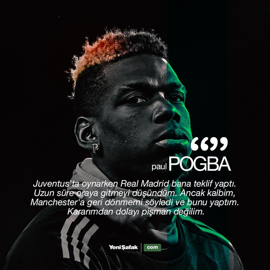 M.United'a nasıl transfer olduğunu anlattı
