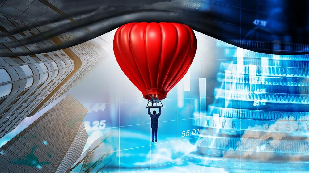 Dünya ve ekonomi tarihinde birçok balon örneği bulunuyor.