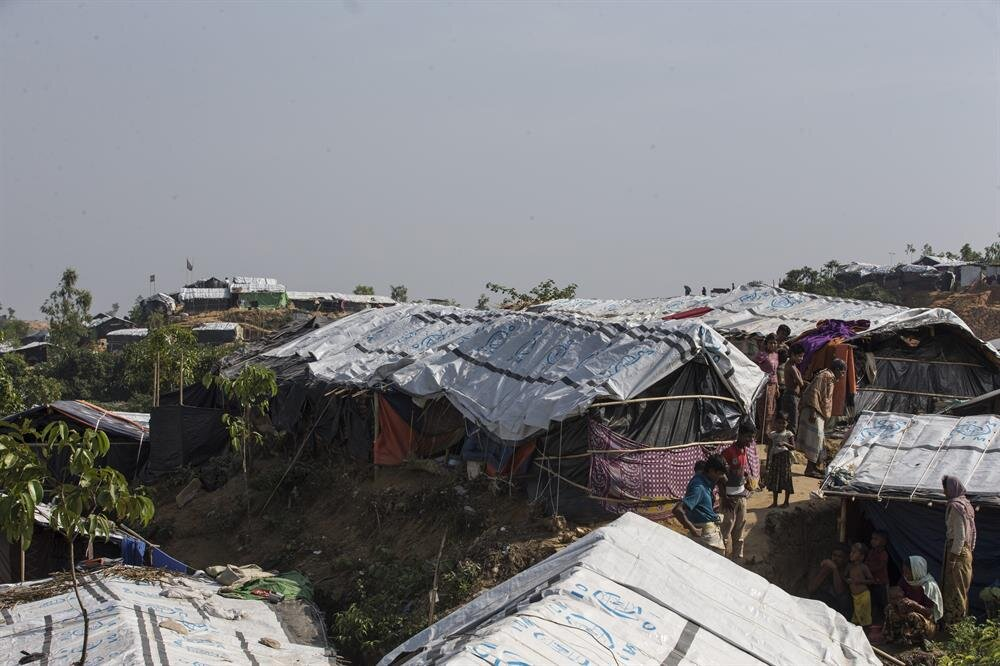 life in refugee camps Bhutanese refugees find new life  still opting for repatriation and the nepal government has stepped up security with the help of armed police in the refugee camps.