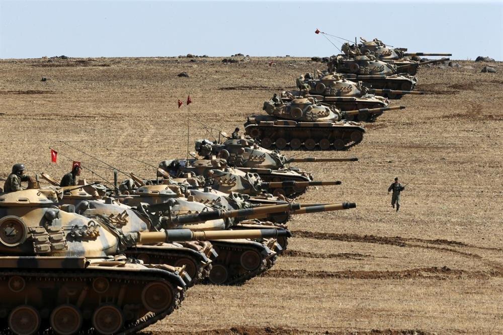 Türk Silahlı Kuvvetleri'nin (TSK) Afrin'e düzenlediği 'Zeytin Dalı Harekatı' başladı. Peki, harekat bundan sonra nasıl işleyecek?