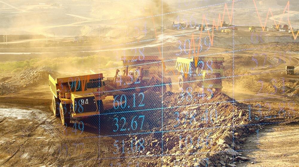 Geçmişten günümüze altın madeni.