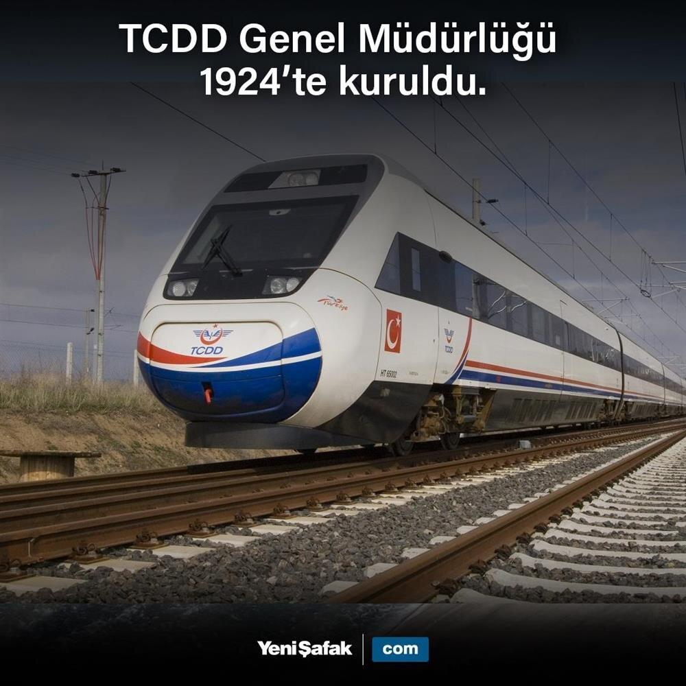TCDD kuruldu