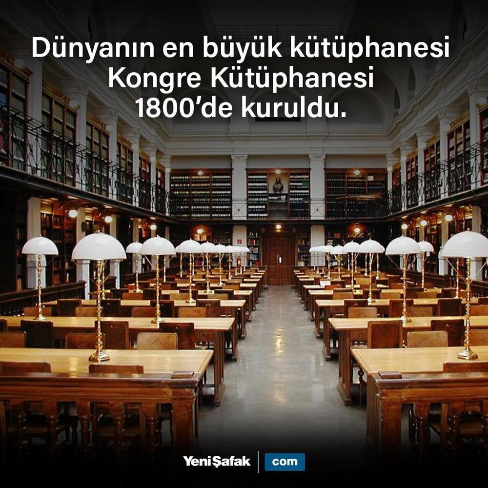 En büyük kütüphane kuruldu