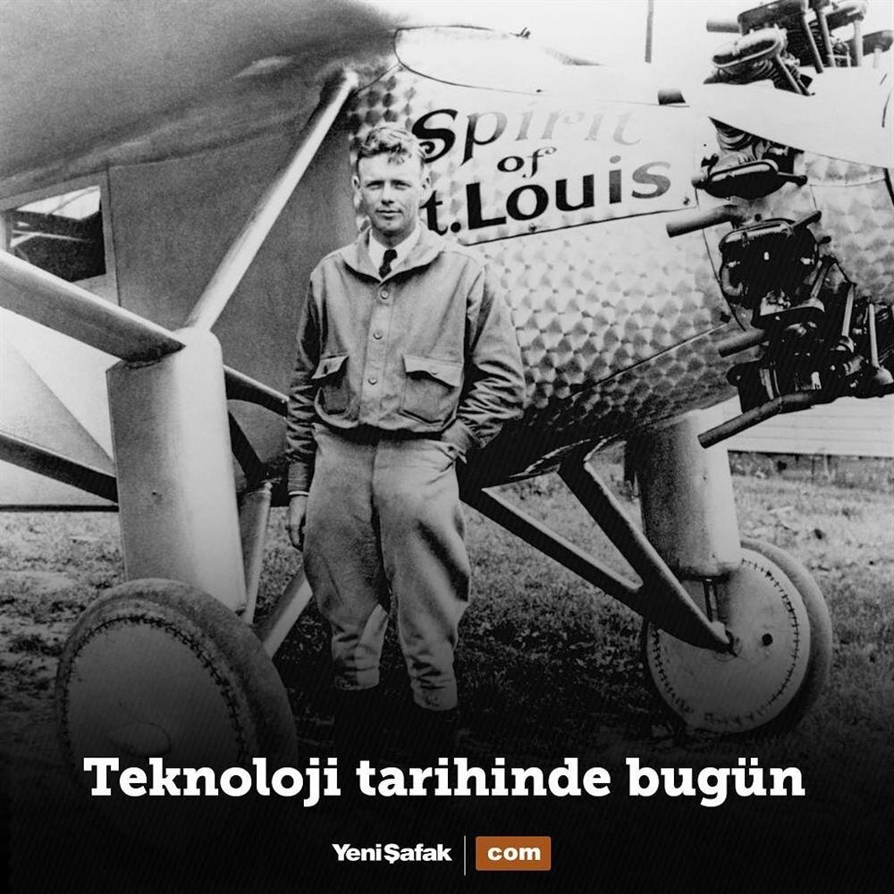 Tarihi ilk solo uçuşu gerçekleştirdi