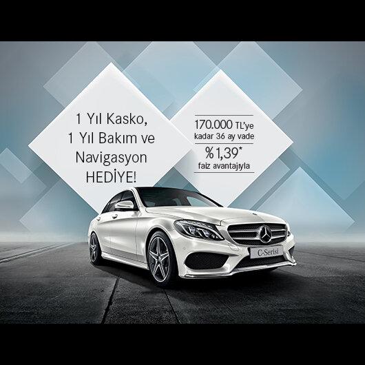 Mercedes Mobil