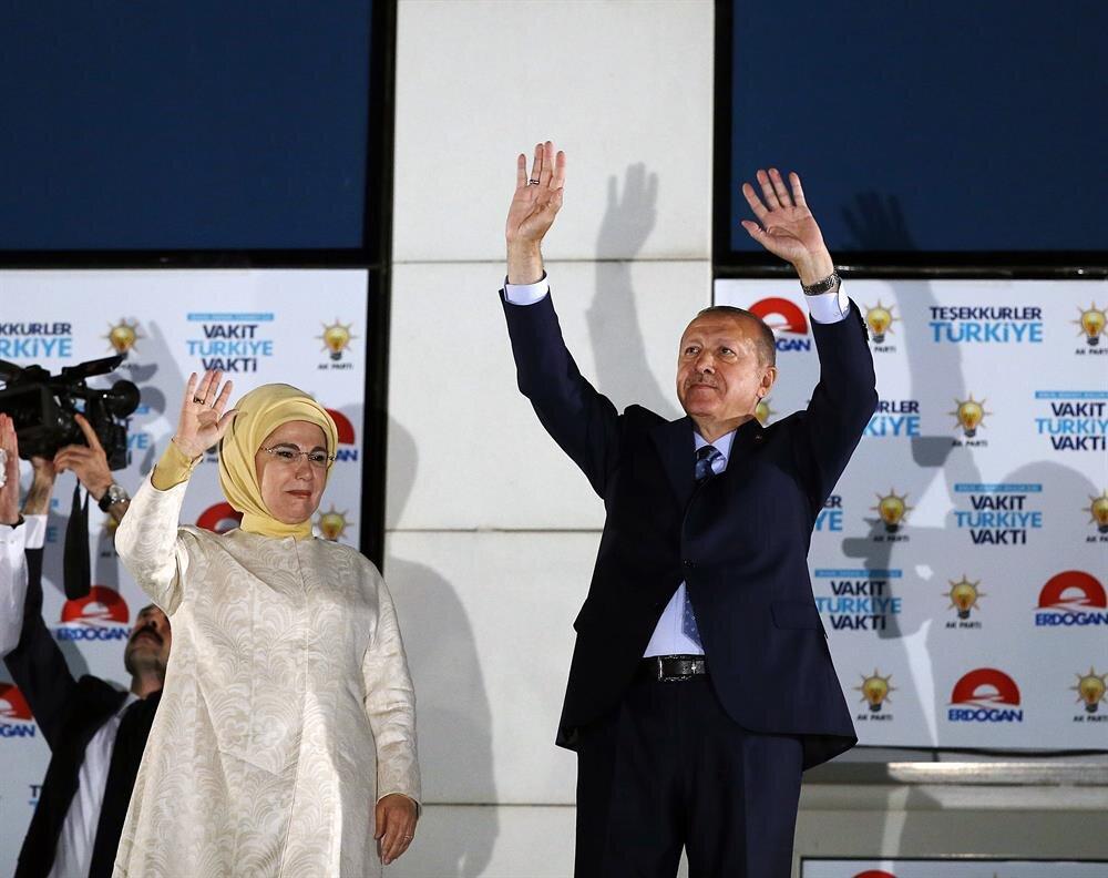 Emine Erdoğandan 3 çocuk vurgusu