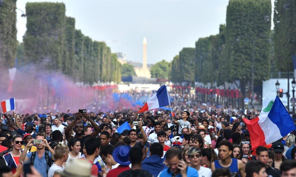 France lift second World Cup after winning classic final Ekonomi