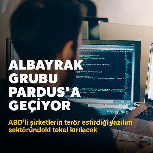 Albayrak Grubu yerli yazılıma geçiyor