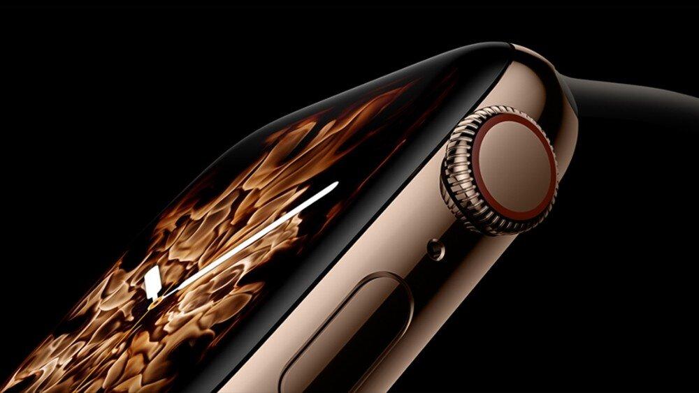 Apple unveils three new iPhones, smartwatch