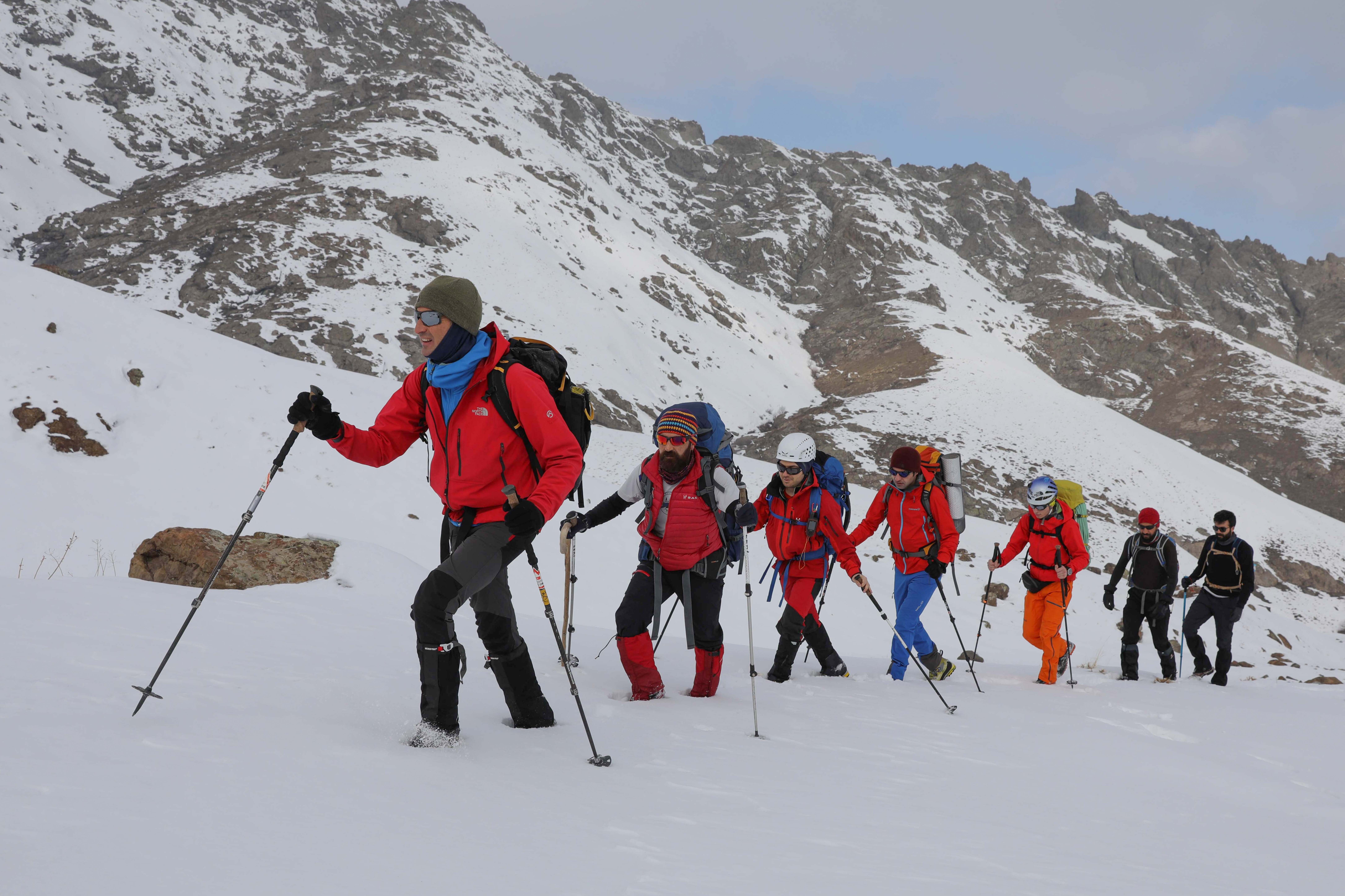 Turkey's prominent mountaineer gets ready for most dangerous peaks