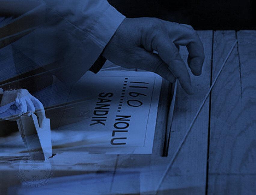 İtirazların seçimi:30 Mart yerel seçimi