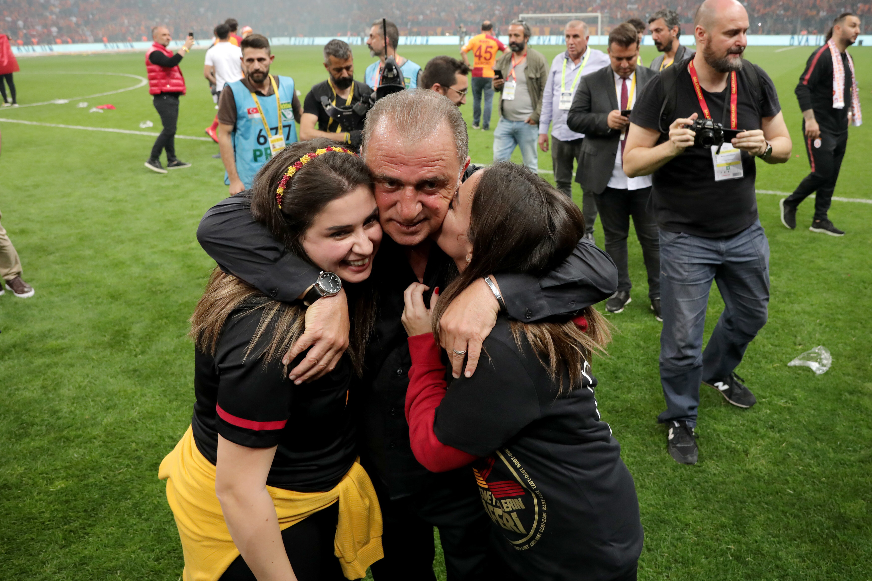 Galatasaray becomes champion in Turkish Super Lig
