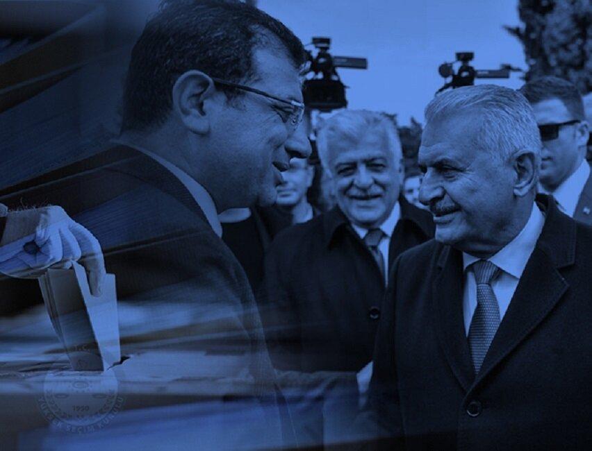 Türkiye'nin gündemi:23 Haziran İstanbul seçimi