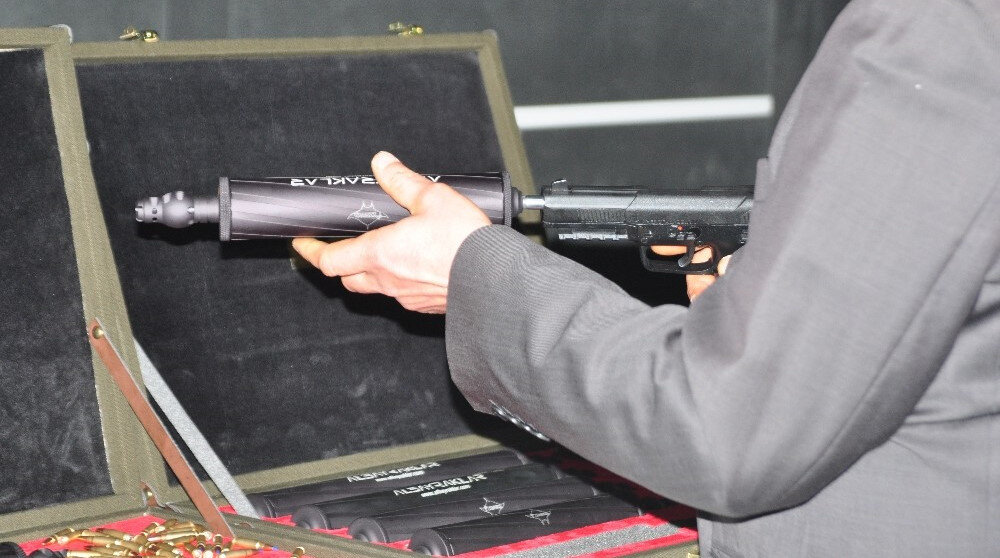 World giants line up to buy silencer domestically developed by Turkey