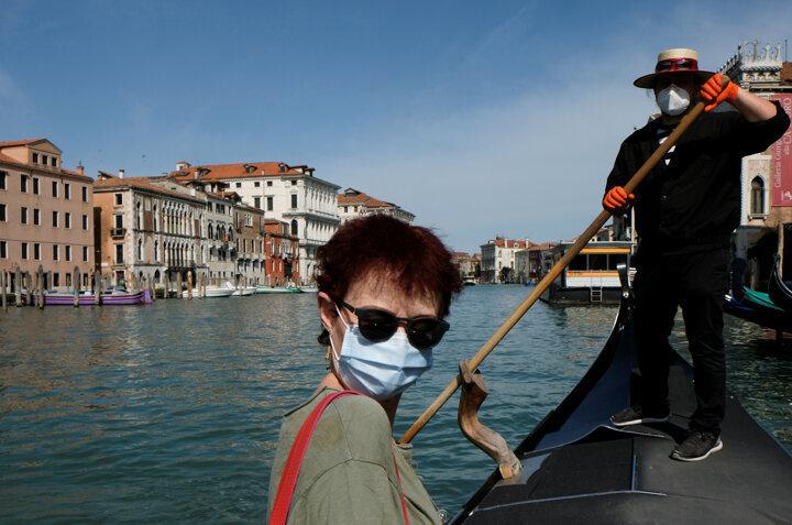  بالصور.. شاهد مظاهر عودة الحياة لطبيعتها في إيطاليا