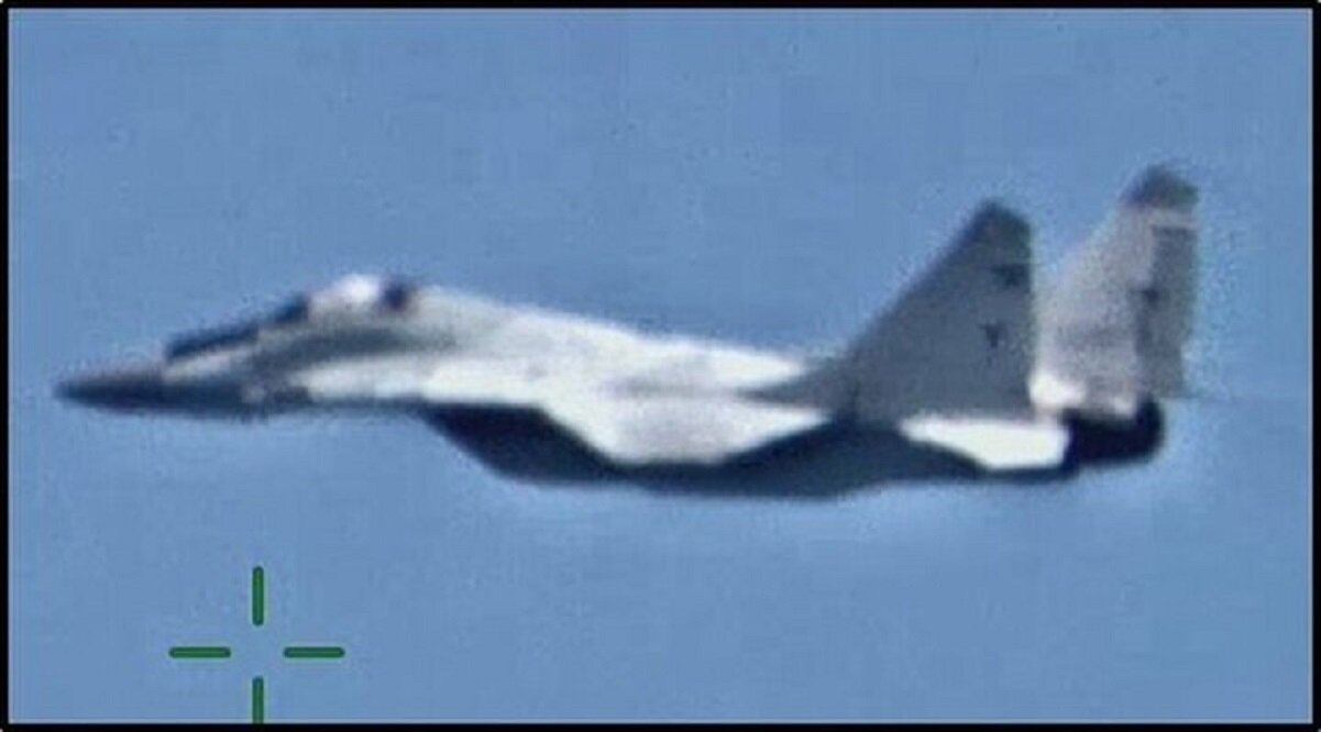 أفريكيوم تنشر صوراً للمقاتلات العسكرية الروسية المتوجهة إلى ليبيا لدعم مرتزقة فاغنر