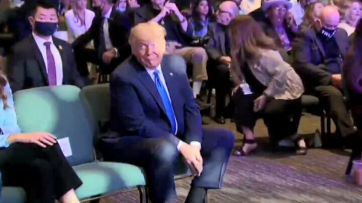 Only got 20 dollars in my pocket: Trump donates money to church for election win
