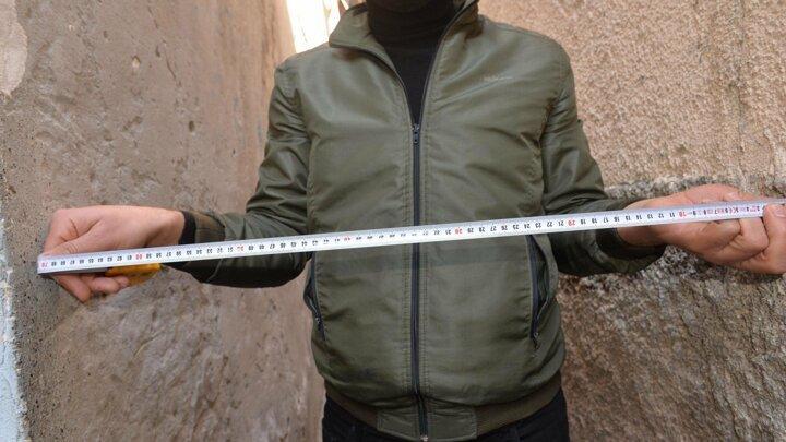 بالصور.. أضيق أزقة تاريخية في تركيا بعرض لا يتجاوز 70 سنتمتر!